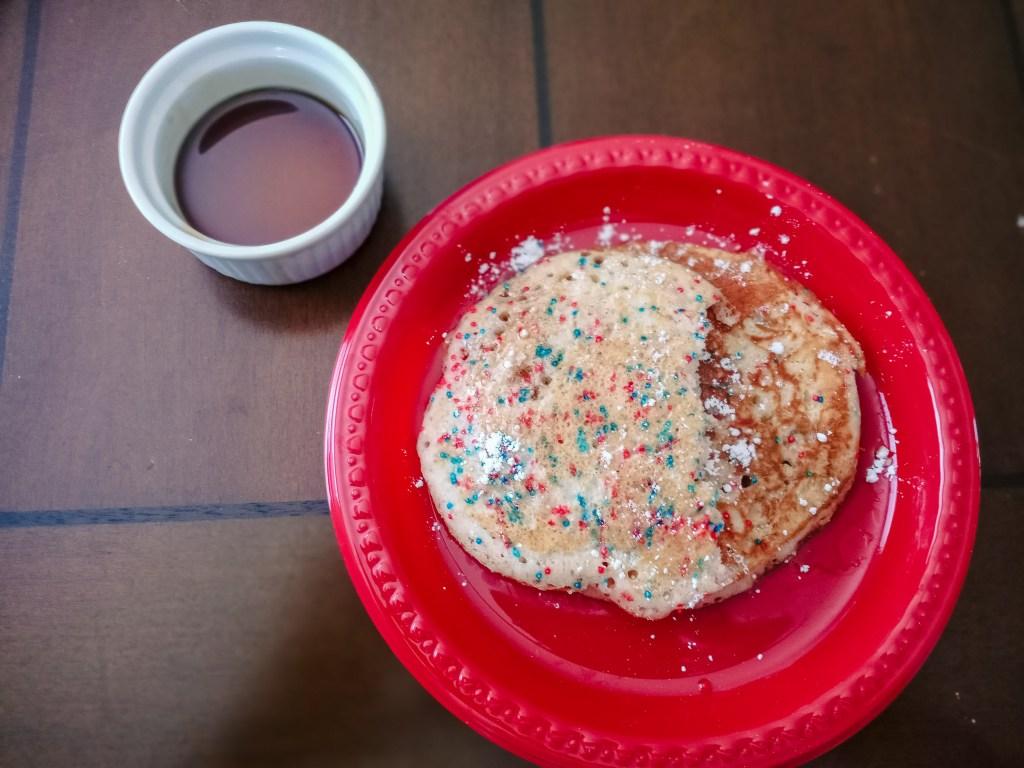 Easy fourth of July Breakfast