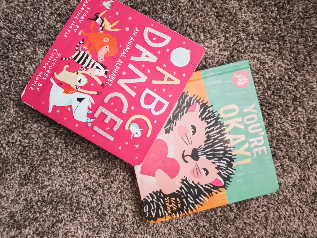 Jungle nursery baby books